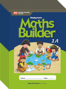 Shaping Maths: Maths Builder Grade 1A (10 Pack)