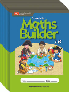 Shaping Maths: Maths Builder Grade 1B (10 Pack)