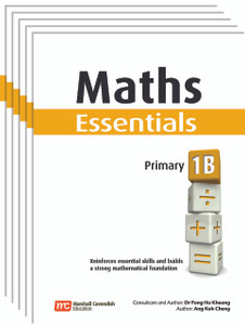 Maths Essentials Grade 1B (6 Pack)