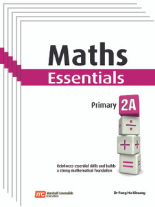Maths Essentials Grade 2A (6 Pack) - Low Stock, Restocking Aug 1, 2018