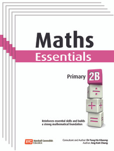 Maths Essentials Grade 2B (6 Pack) - Low Stock, Restocking Aug 1, 2018
