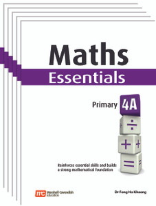 Maths Essentials Grade 4A (6 Pack) - Restocking Aug 1, 2018