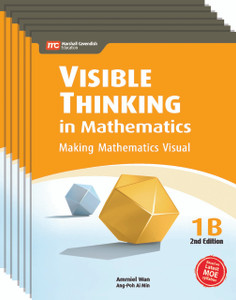 Visible Thinking in Mathematics Grade 1B (6 Pack) - Restocking Aug 1, 2018