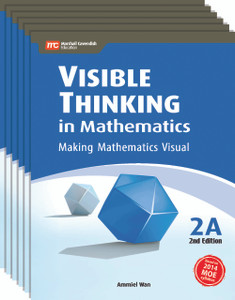 Visible Thinking in Mathematics Grade 2A (6 Pack) -  Restocking Aug 1, 2018