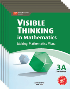 Visible Thinking in Mathematics Grade 3A (6 Pack) - Restocking Aug 1, 2018