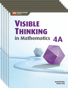 Visible Thinking in Mathematics Grade 4A (6 Pack) - Low Stock, Restocking Aug 1, 2018
