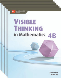 Visible Thinking in Mathematics Grade 4B (6 Pack) - Low Stock, Restocking Aug 1, 2018