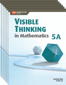Visible Thinking in Mathematics Grade 5A (6 Pack) - Low Stock, Restocking Aug 1, 2018