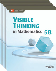 Visible Thinking in Mathematics Grade 5B (6 Pack) - Low Stock, Restocking Aug 1, 2018