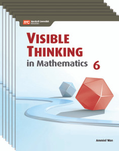 Visible Thinking in Mathematics Grade 6 (6 Pack) - Low Stock, Restocking Aug 1, 2018
