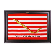 Historical Flags Framed