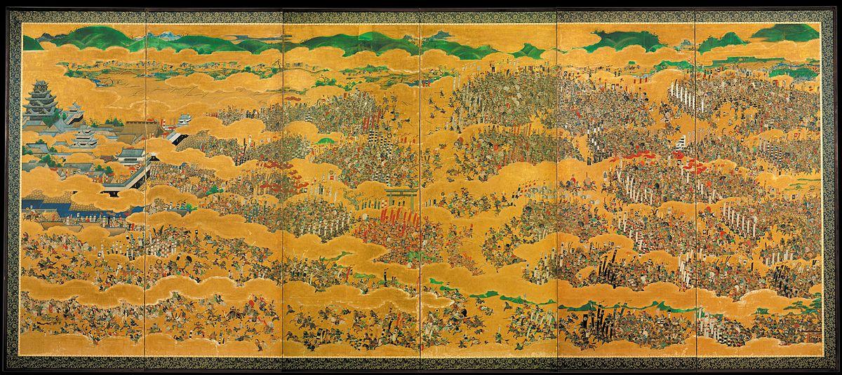 the-siege-of-osaka-castle