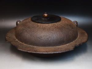 hiragumo type chagama