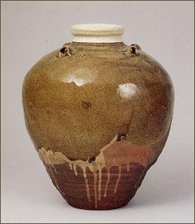 tea leaf container - shoka collection: tokugawa art museum