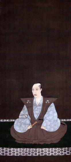Oda Nobunaga (painted by Kano Eitoku)