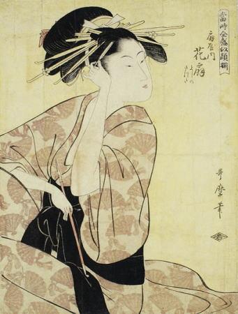 ukiyoe-kanzashi-woman