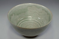 sale: Antique Chinese Yuan Celadon Pottery Bowl