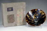sale: Chinese Pottery Bowl w Box
