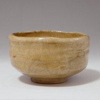 sale: CHAWAN Japanese Pottery Tea Bowl by Rakushichi Tokoname ware