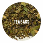 Organic Peppermint & Spice - 25 TEA BAGS