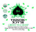 GREEN TEA HEMP