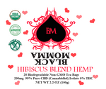 HIBISCUS BLEND HEMP