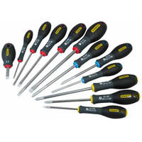 Stanley 65-426 FatMax 12 Piece Screwdriver Set