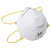 Ox Pro FFP1V Moulded Cup Respirator / Mask (10Pack)
