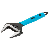 Ox Pro Extra Wide Jaw Adjustable Wrench