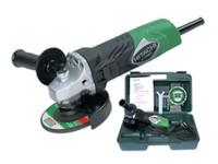 Hitachi G12SR3/CD 115mm Angle Grinder Kit