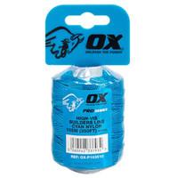 Ox Pro Cyan Brickline 100M/328FT