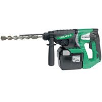 Hitachi DH36DAL 36V Hammer Drill + Chuck Adaptor (711099)