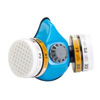 Ox-Pro Twin Half Mask Respirator