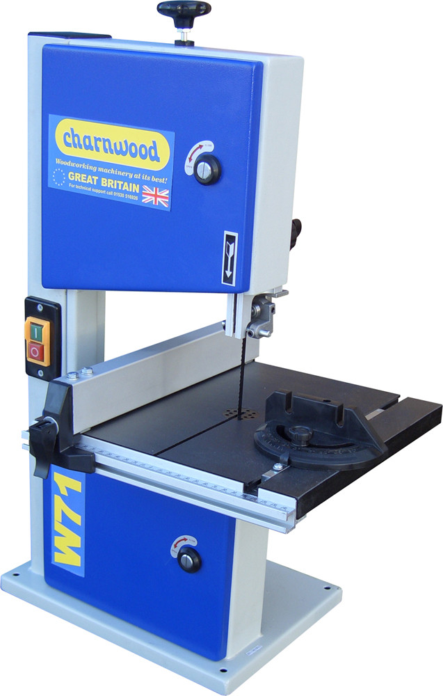 Charnwood W711 Bench Top Bandsaw