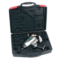 "SIP 06726 1/2"" Air Impact Wrench Kit"