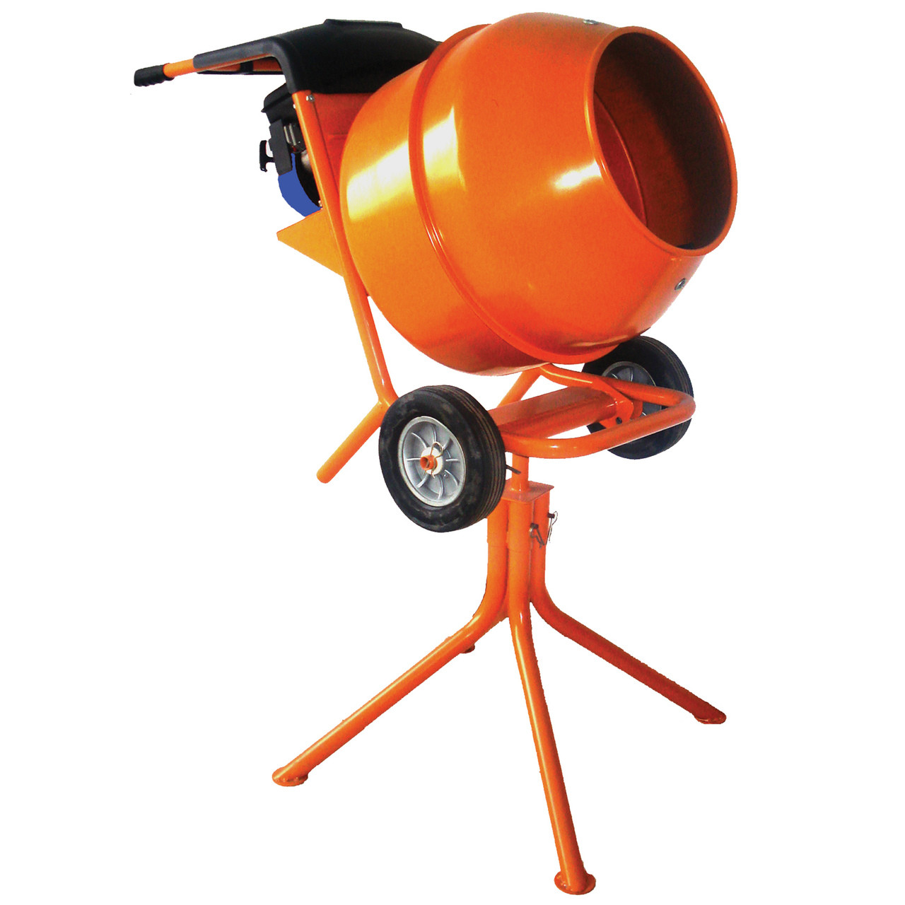 Proplus petrol cement mixer 2 4hp engine for Cement mixer motor for sale