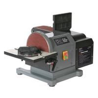 "SIP 01946 4"" x 8"" Belt Disc Sander"