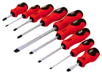 Rolson 28855 9pc Screwdriver Set