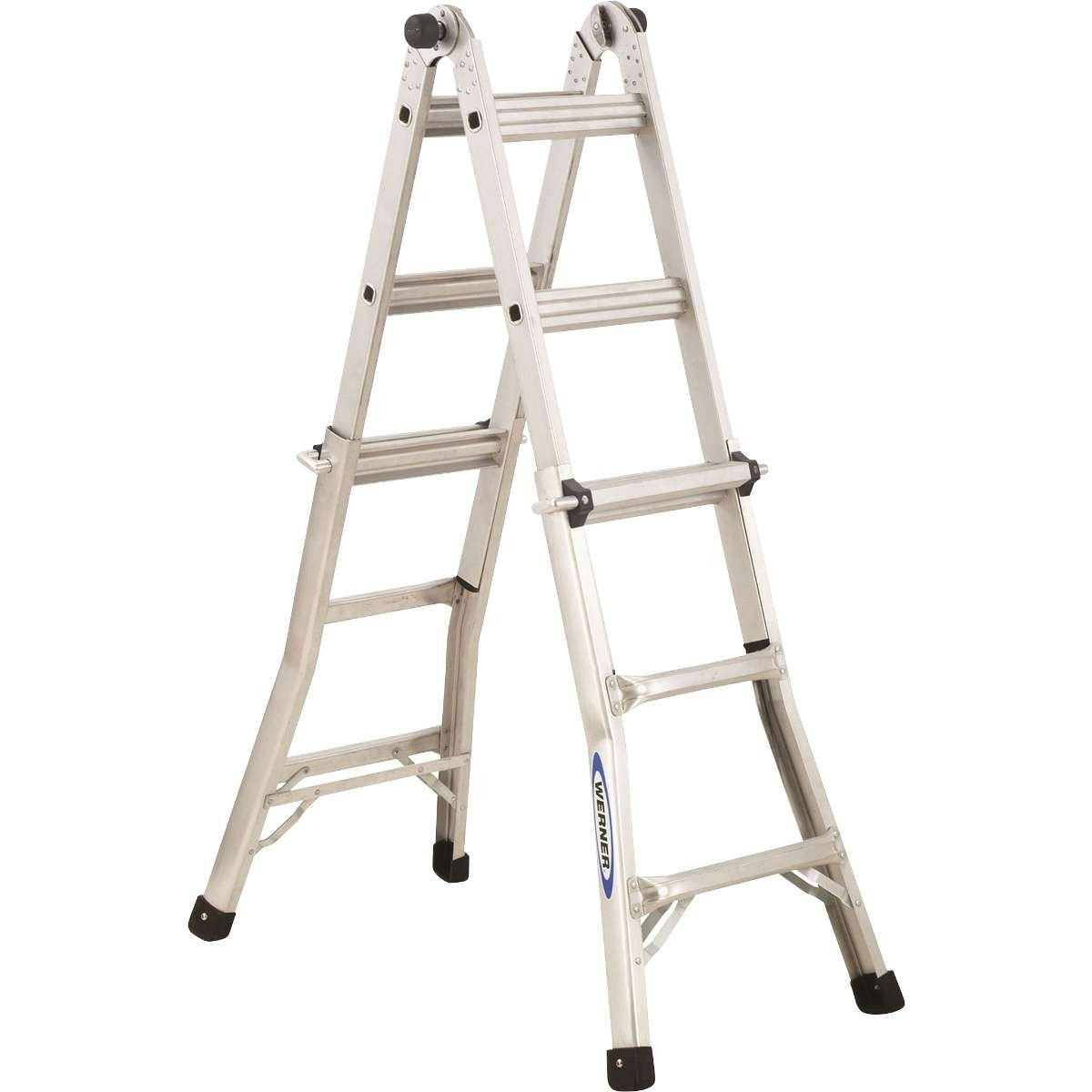Werner 75053 Telescopic Combination Ladder 4x3
