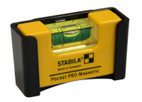 Stabila Pro Pocket Magnetic Level