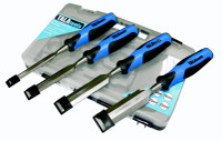 Tala 4 Piece Professional Chisel Set