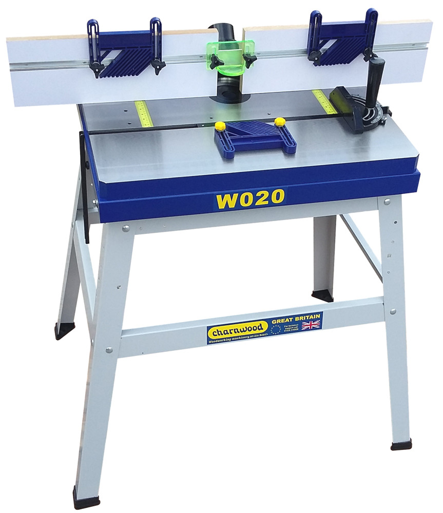 W020p floorstanding router table package deal charnwood w020p floorstanding router table package deal greentooth Images