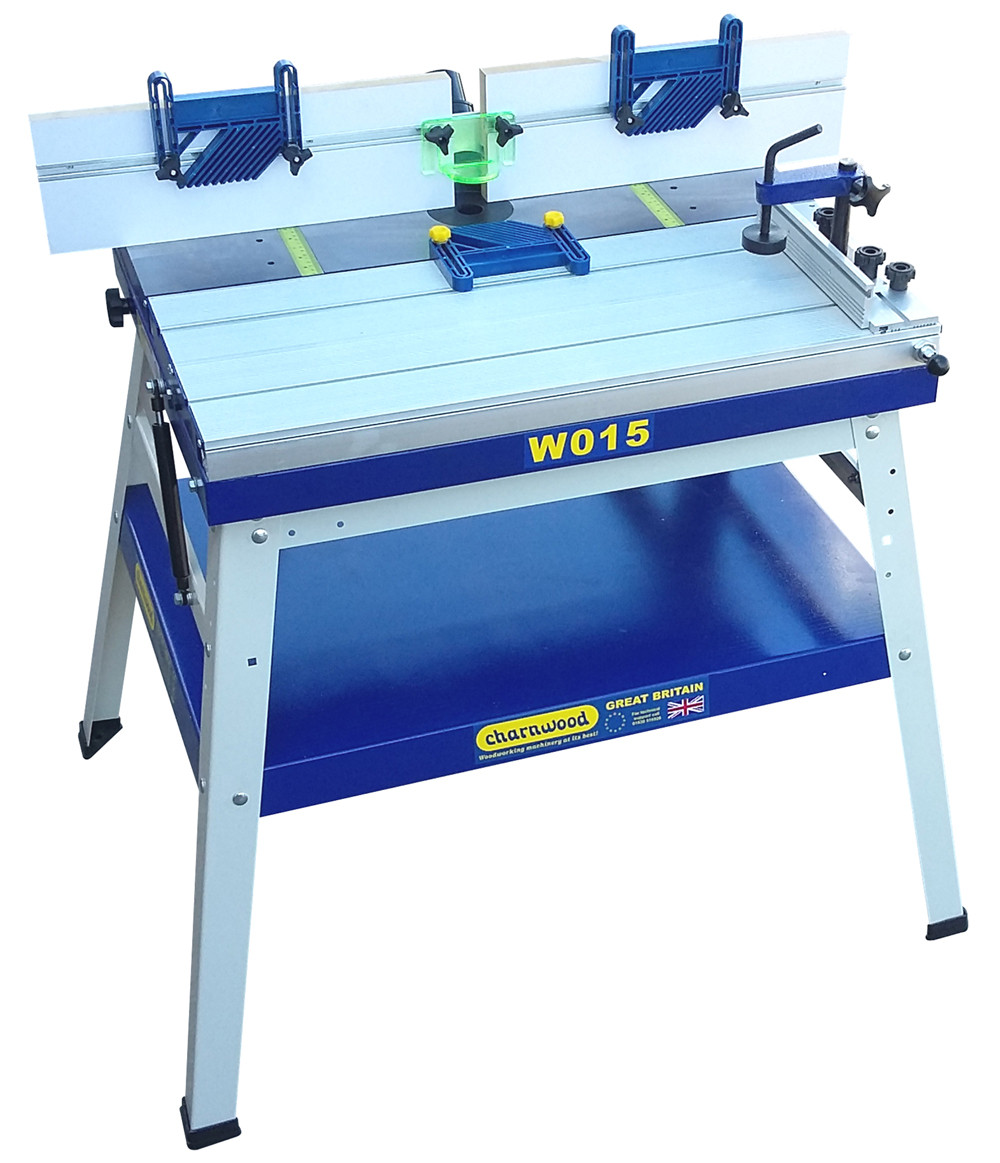 Charnwood w015p floorstanding router table package deal greentooth Images