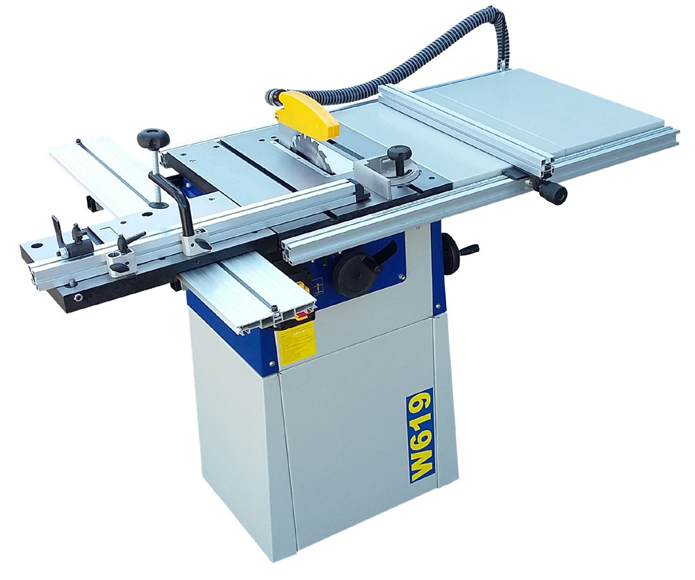 Charnwood W619 8 39 39 Cast Iron Table Saw