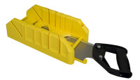 Stanley Saw Storage Mitre Box and Saw