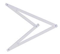 Stanley 1720x1200mm(48x68in) Aluminium Folding Square