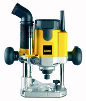 "Dewalt DW621K 1100 Watt ¼"" (6-8mm) Variable Speed Plunge Router"