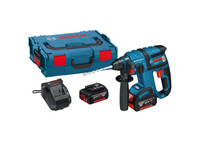 Bosch GBH18VEC 18v SDS Plus Hammer Drill Brushless Motor 2 x 4.0ah Li-ion