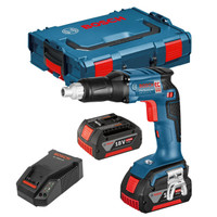 Bosch GSR 18 VE 18v Professional Drywall Screwdriver 2 x 4.0Ah