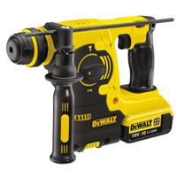 Dewalt DCH253M2 18V XR Li-Ion SDS+ Rotary Hammer Drill 2x 4.0 Ah Batteries